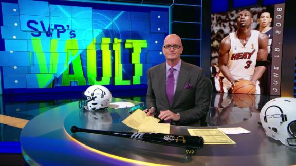 SVP Vault rewinds game 5 of Mavericks-Heat NBA Finals