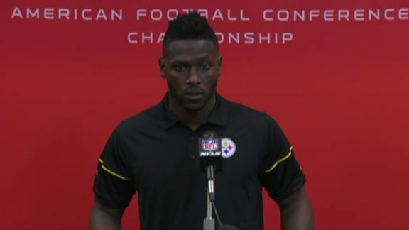 Antonio Brown: 'Absolutely regret Facebook Live situation'
