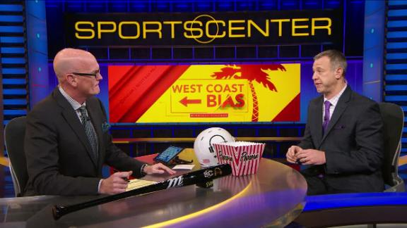 Who should be top seed in West, UCLA or Gonzaga?