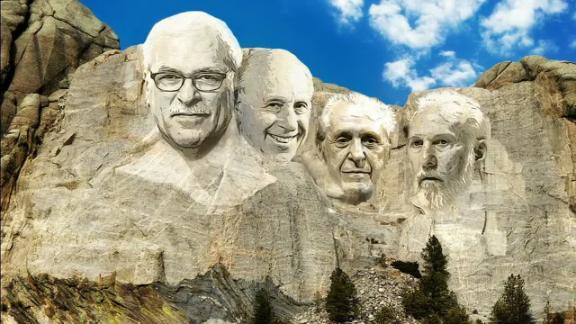 Magic reveals his Mount Rushmore of NBA coaches