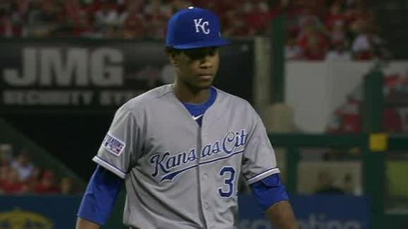 Royals RHP Ventura, 25, killed in car crash