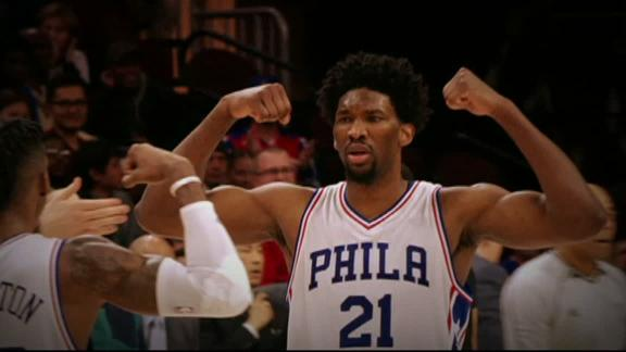 Why Embiid needs to be part of All-Star Sunday