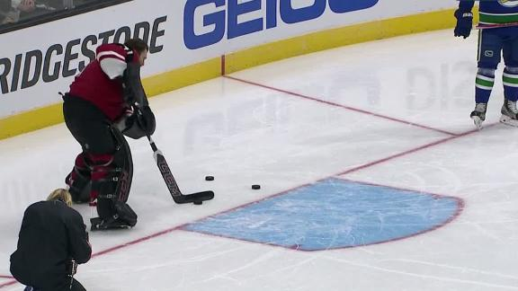 Smith does the near-impossible in Four Line Challenge