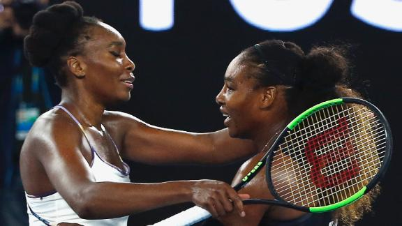 Serena beats Venus for Australian Open title
