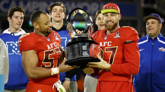 AFC comes out on top in Pro Bowl