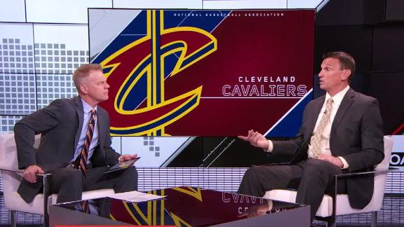 Tim Legler says Mario Chalmers can help Cavs if healthy