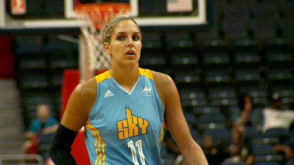 Elena Delle Donne's career highlights