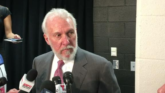 Popovich says Sloan is 'in a different league'