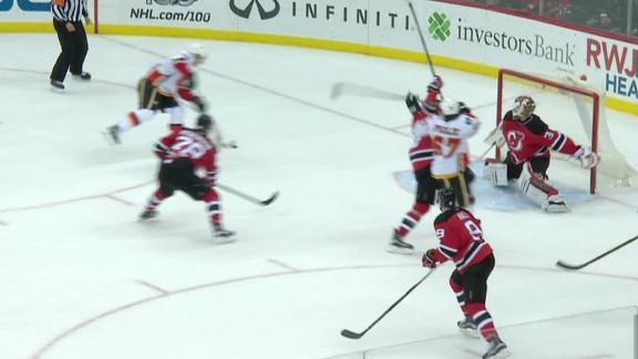 Backlund's wrister is OT winner for Flames