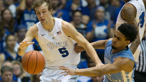 High stakes for UNC, Duke in rivalry game