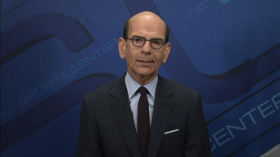 Finebaum: Revenue withholding a 'very bad sign for Baylor'
