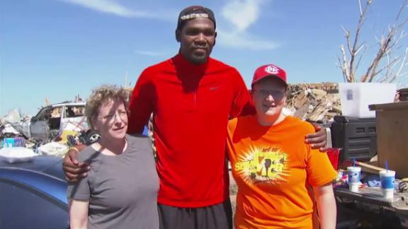 Durant's move still stings around Oklahoma