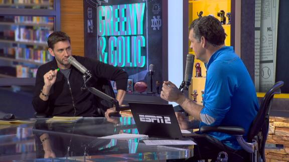 Mike & Mike thrilled Tirico named Olympic host