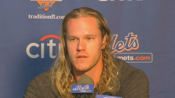 Syndergaard ready to lead Mets' staff of 'five aces'