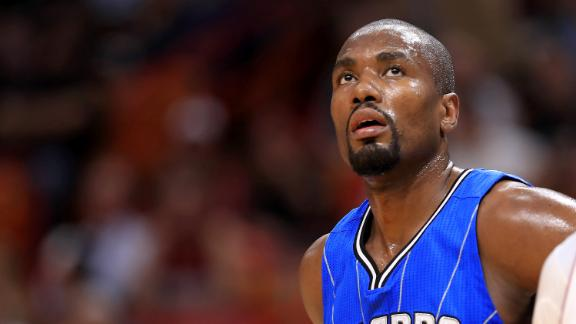 Ibaka gives Raptors star trio