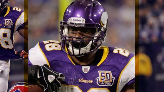 Vikings wise to move on from AP?