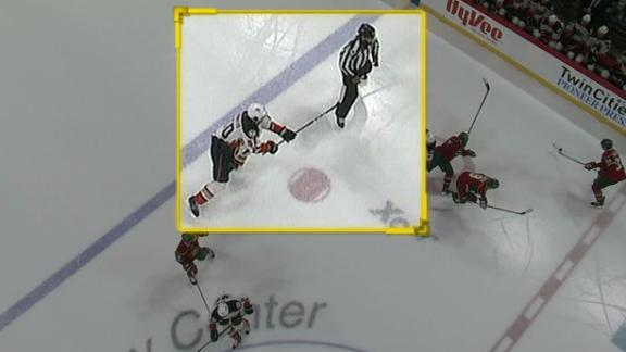 Vermette gets tossed for whacking official