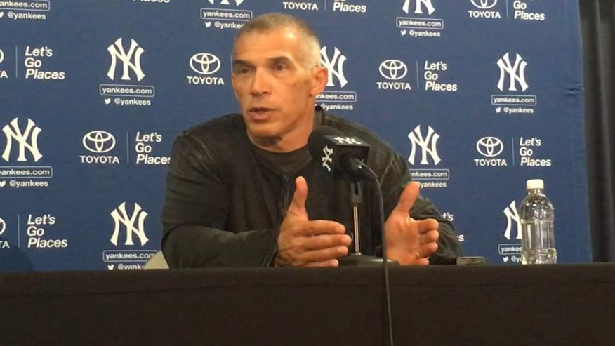 Girardi hopes to manage Yankees beyond '17