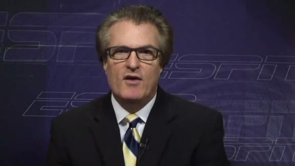 Kiper views Garoppolo as better than QB draft prospects
