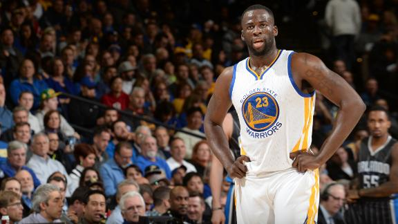 Draymond says Dolan is using 'slave master mentality'