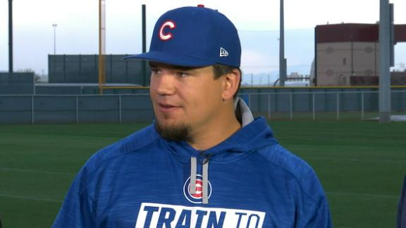 Schwarber says he is '100 percent'