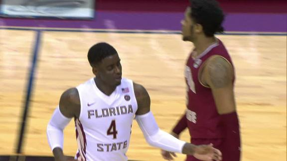 FSU snaps skid with rout of Boston College
