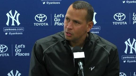 A-Rod reiterates retirement