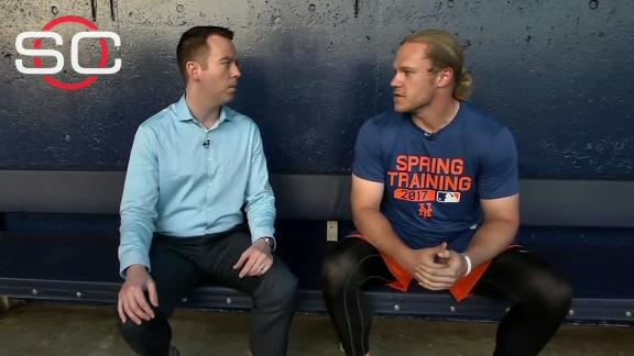 Syndergaard honored to be Mets' opening day starter
