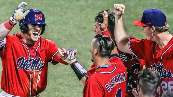 No. 24 Ole Miss beats UNCW, stays perfect