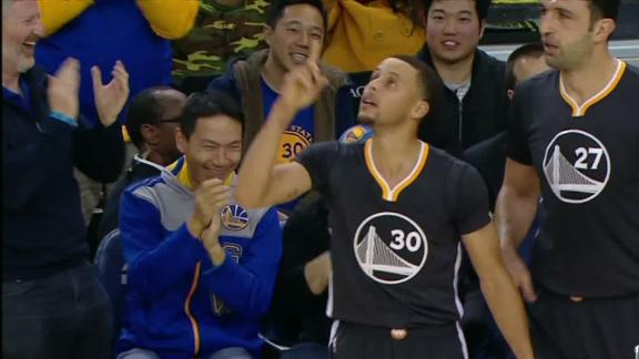 Curry's 27 fuels Warriors past Nets