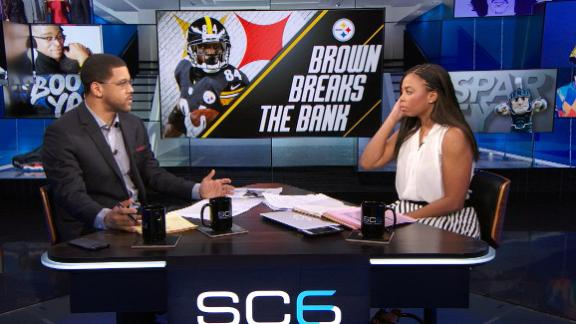 Extending Brown was Steelers only move