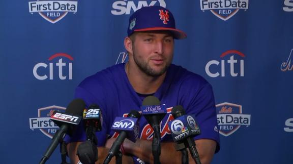 Tebow not worried about skeptics