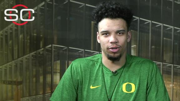Dillon Brooks has a lot of confidence in himself