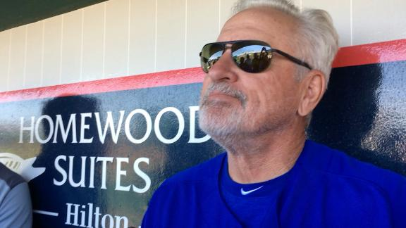 Maddon picks Lester for Opening Day
