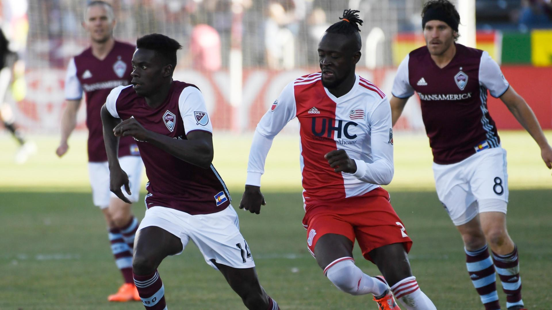 Video via MLS: Rapids 1-0 NE Revolution