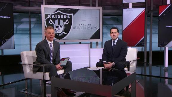 Raiders one step closer to Las Vegas