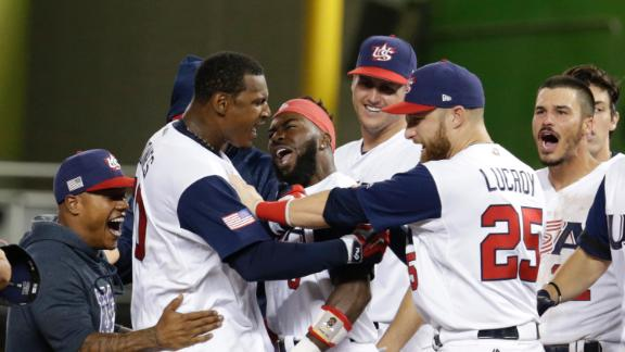 Adam Jones lifts USA to walk-off