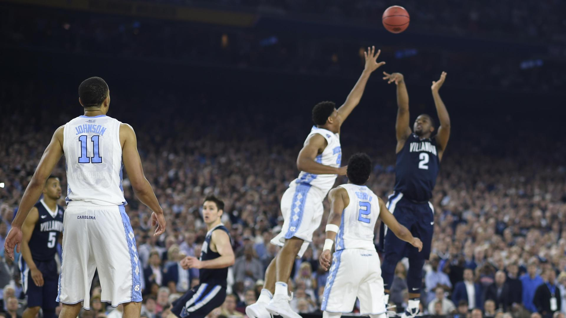 Top five buzzer-beaters in NCAA tourney history