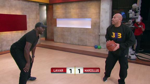LaVar Ball welcomes one-on-one challenge