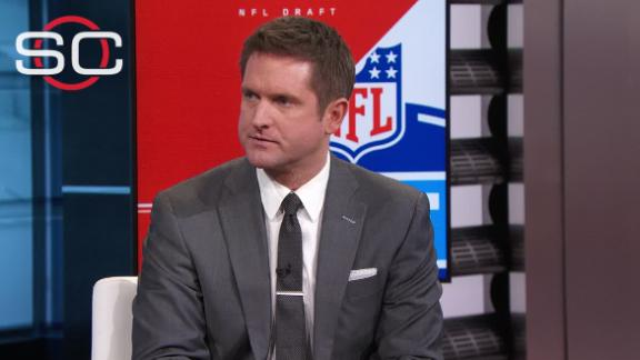 McShay sees QBs dropping in first round