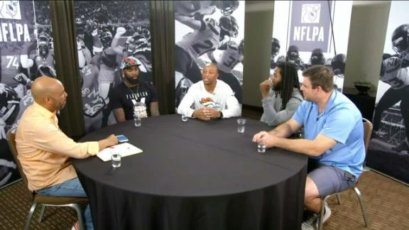 NFL veterans weigh in on major issues
