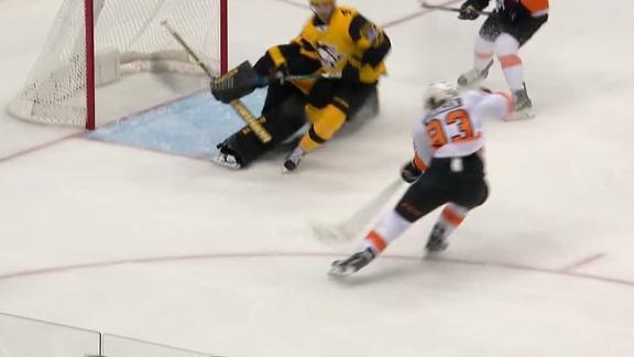 Filppula, Voracek score for Flyers in win