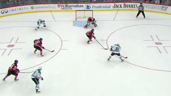 Seguin wins it 20 seconds into OT for Stars