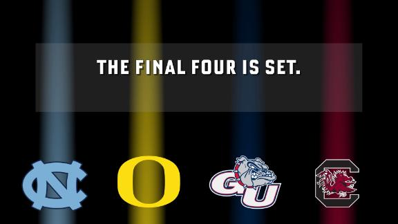 How each Final Four team got to Arizona