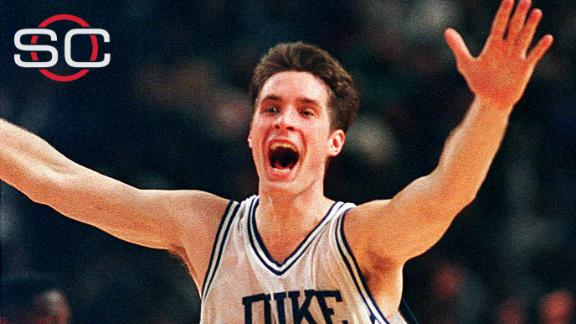 Pitino reflects on Laettner shot 25 years later