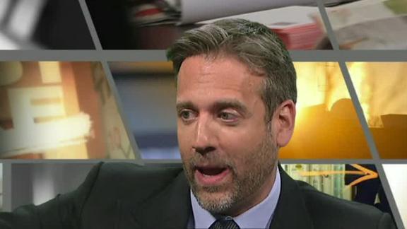 Max explains Kris Bryant's father's criticism of Lavar Ball