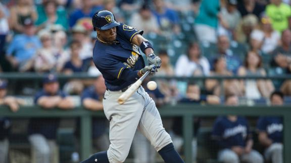 Drafting Keon Broxton might be risky business