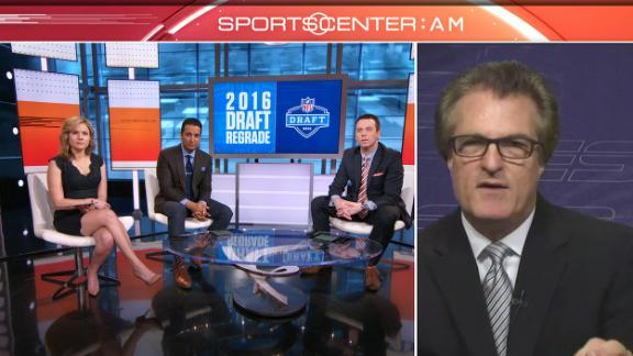 Kiper doesn't give Cowboys an 'A' for 2016 draft