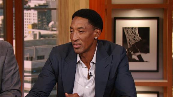 Pippen blames Phil for Knicks' struggles