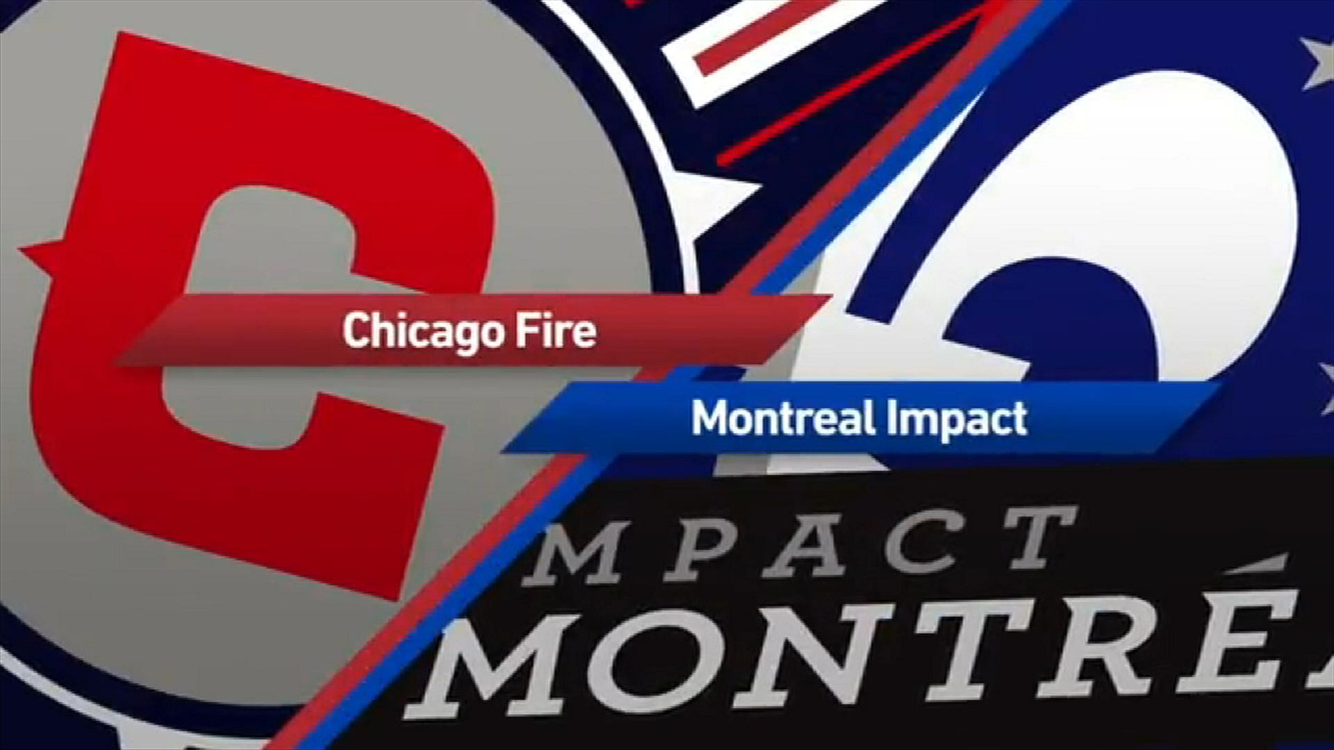Chicago 2-2 Montreal Impact - Via MLS